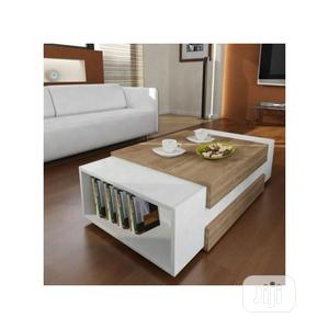 Center Table Coffee With Book Shelf Furniture   Furniture for sale in Delta State, Warri