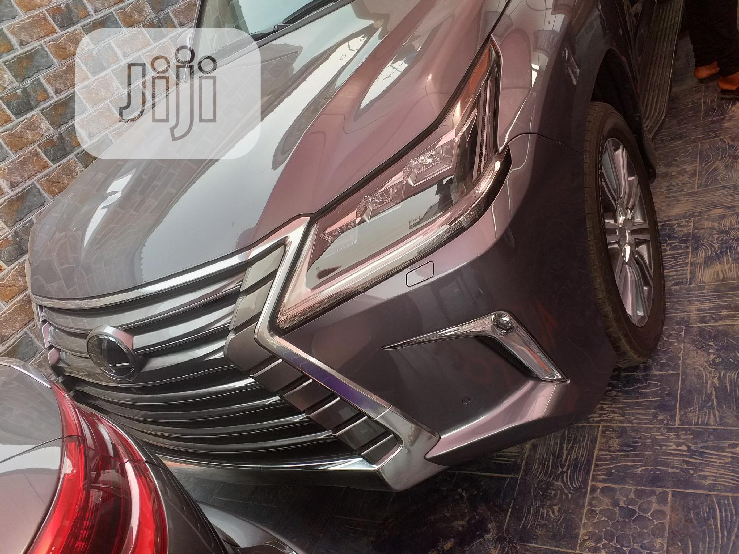 Lexus LX 2016 570 Base Gray | Cars for sale in Surulere, Lagos State, Nigeria