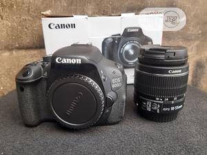 Canon 600D Camera   Photo & Video Cameras for sale in Lagos State, Ikeja