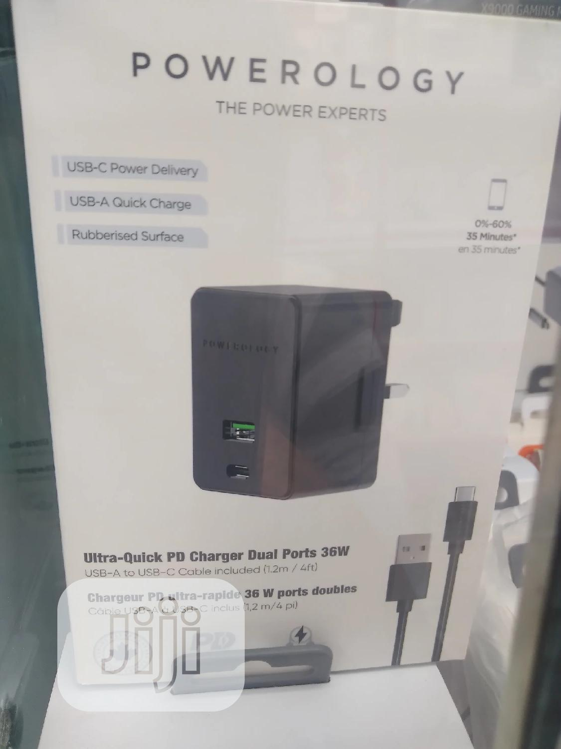 Archive: Porodo Universal Travel Charger