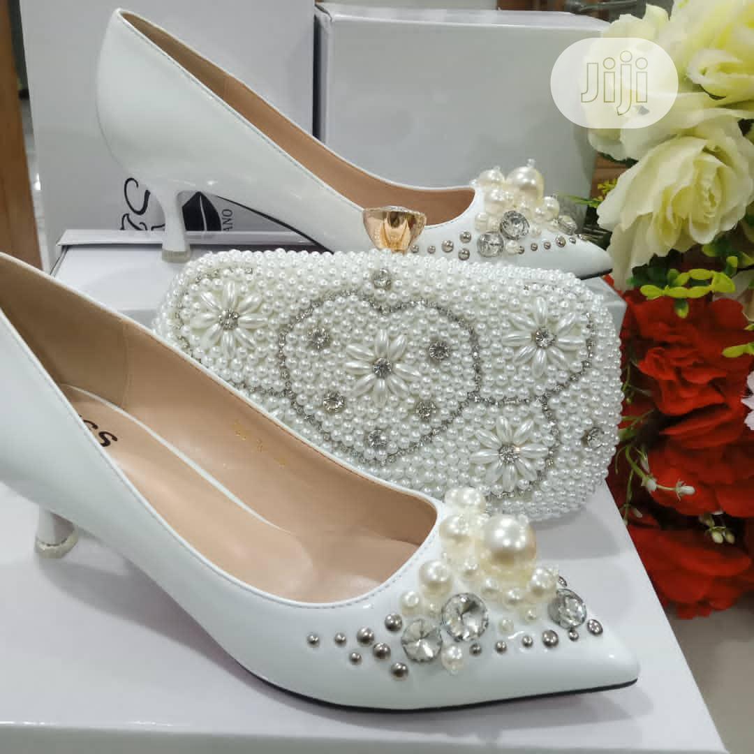 Set of Bag and Shoe