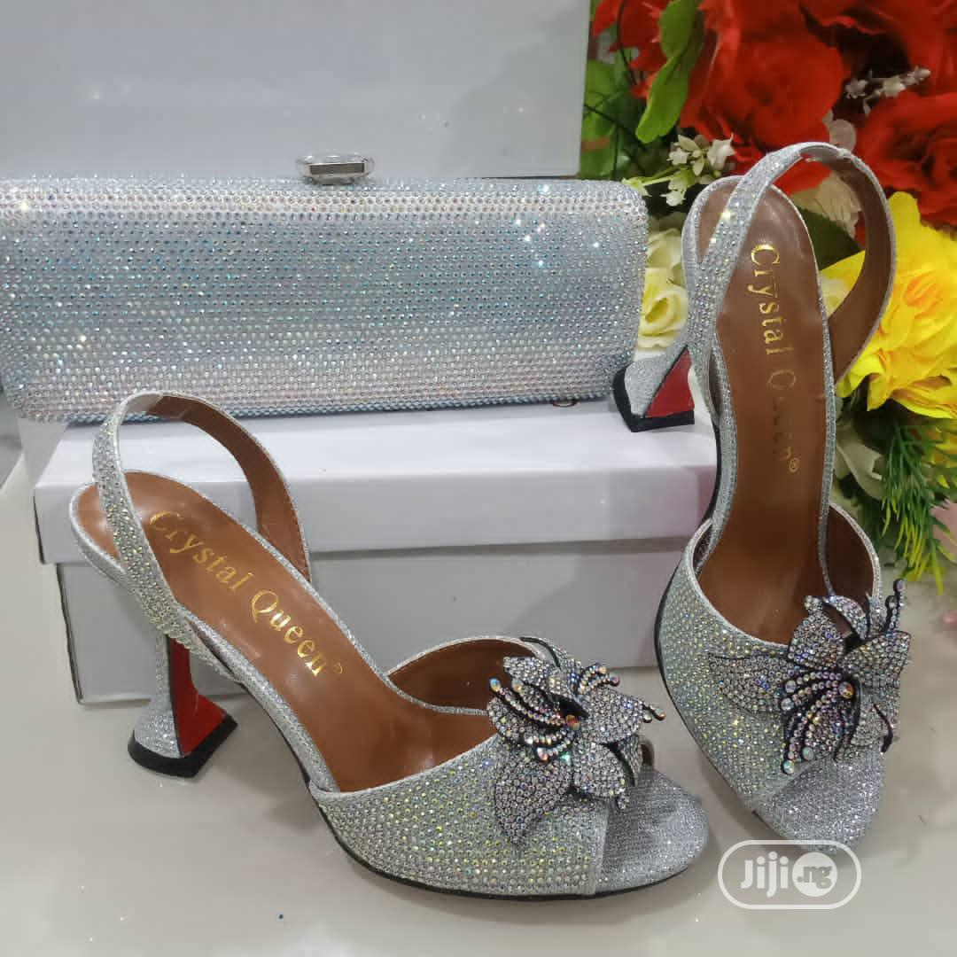 Set of Bag and Shoe | Shoes for sale in Alimosho, Lagos State, Nigeria