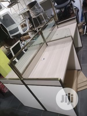 4seater Office Workstation by 4 With Mobile Drawers and Keyp | Furniture for sale in Lagos State, Ajah