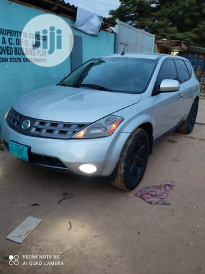 Nissan Murano 2006 3.5 Silver   Cars for sale in Lagos State, Ogba