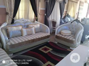 7seaters Imported Turkey Sofa Chair Complete Set | Furniture for sale in Lagos State, Ajah