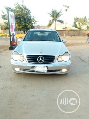 Mercedes-Benz C240 2003 Silver | Cars for sale in Kaduna State, Chikun