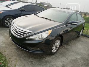 Hyundai Sonata 2014 Black | Cars for sale in Rivers State, Port-Harcourt