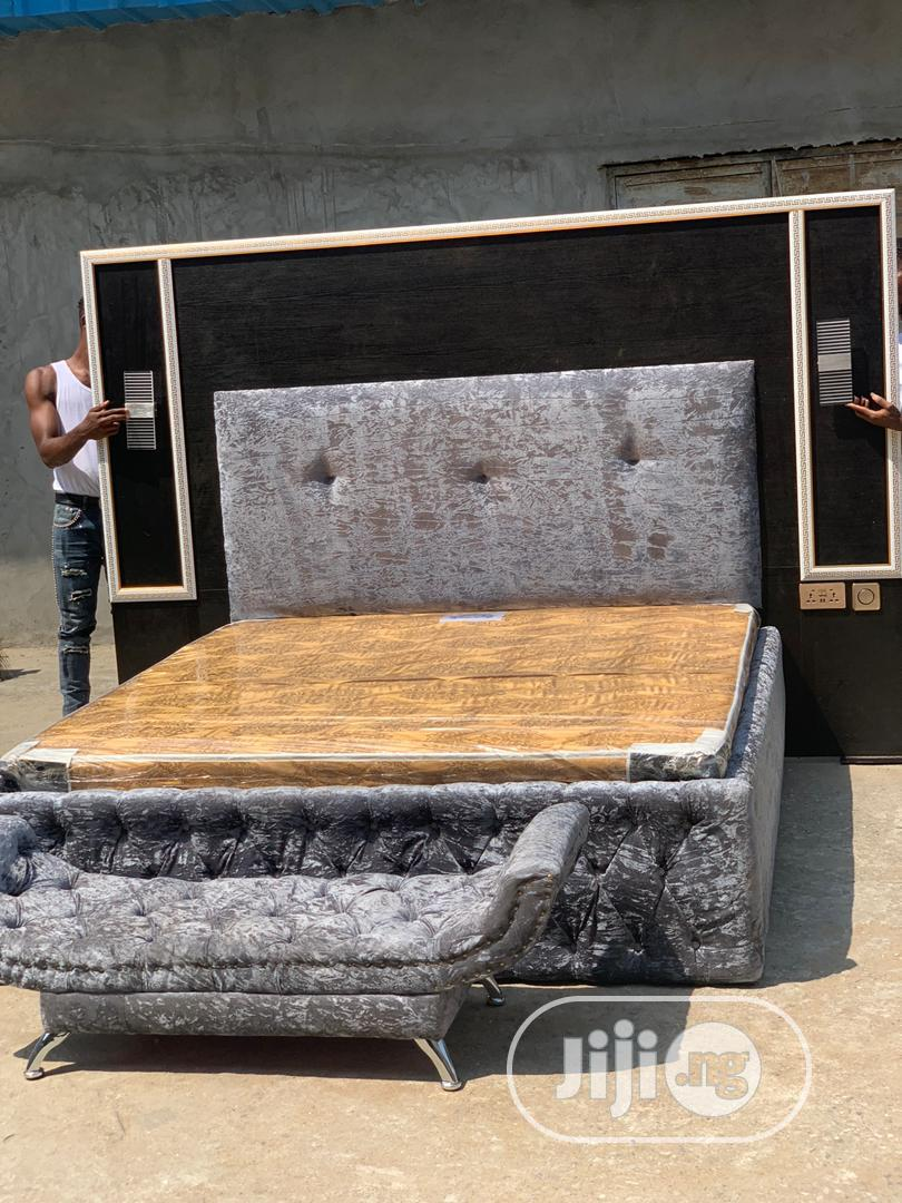 Archive: 6x6 Bed Frame With Orthopedic Spring Mattress