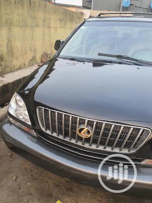 Lexus RX 2002 Black | Cars for sale in Lagos State, Ilupeju