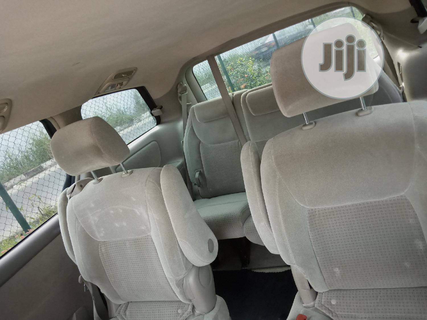 Toyota Sienna 2008 LE Gold | Cars for sale in Port-Harcourt, Rivers State, Nigeria