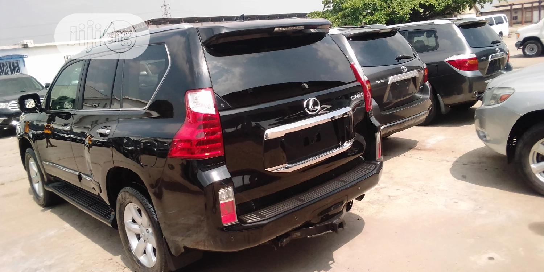 Lexus GX 2013 460 Premium Black