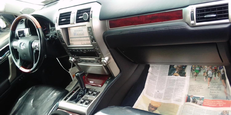 Lexus GX 2013 460 Premium Black | Cars for sale in Apapa, Lagos State, Nigeria
