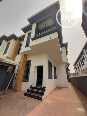 A Luxury 4bedroom Semi Detached Duplex With Bq Available Now | Houses & Apartments For Sale for sale in Lekki, Lekki Phase 2