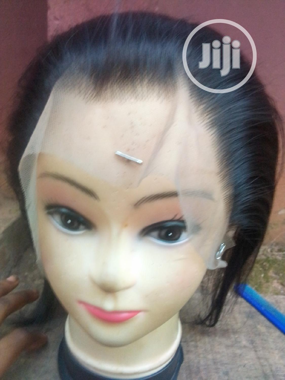 Human Hair Frontal | Hair Beauty for sale in Ayetoro, Ogun State, Nigeria