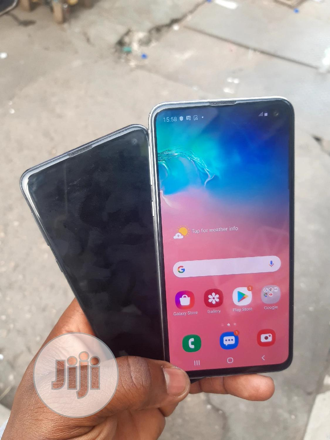 Samsung Galaxy S10e 128 GB | Mobile Phones for sale in Ikeja, Lagos State, Nigeria
