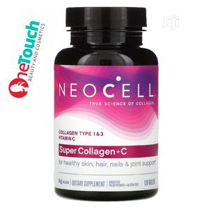 Neocell Super Collagen + C, 120 Tablets   Vitamins & Supplements for sale in Lagos State, Ojo