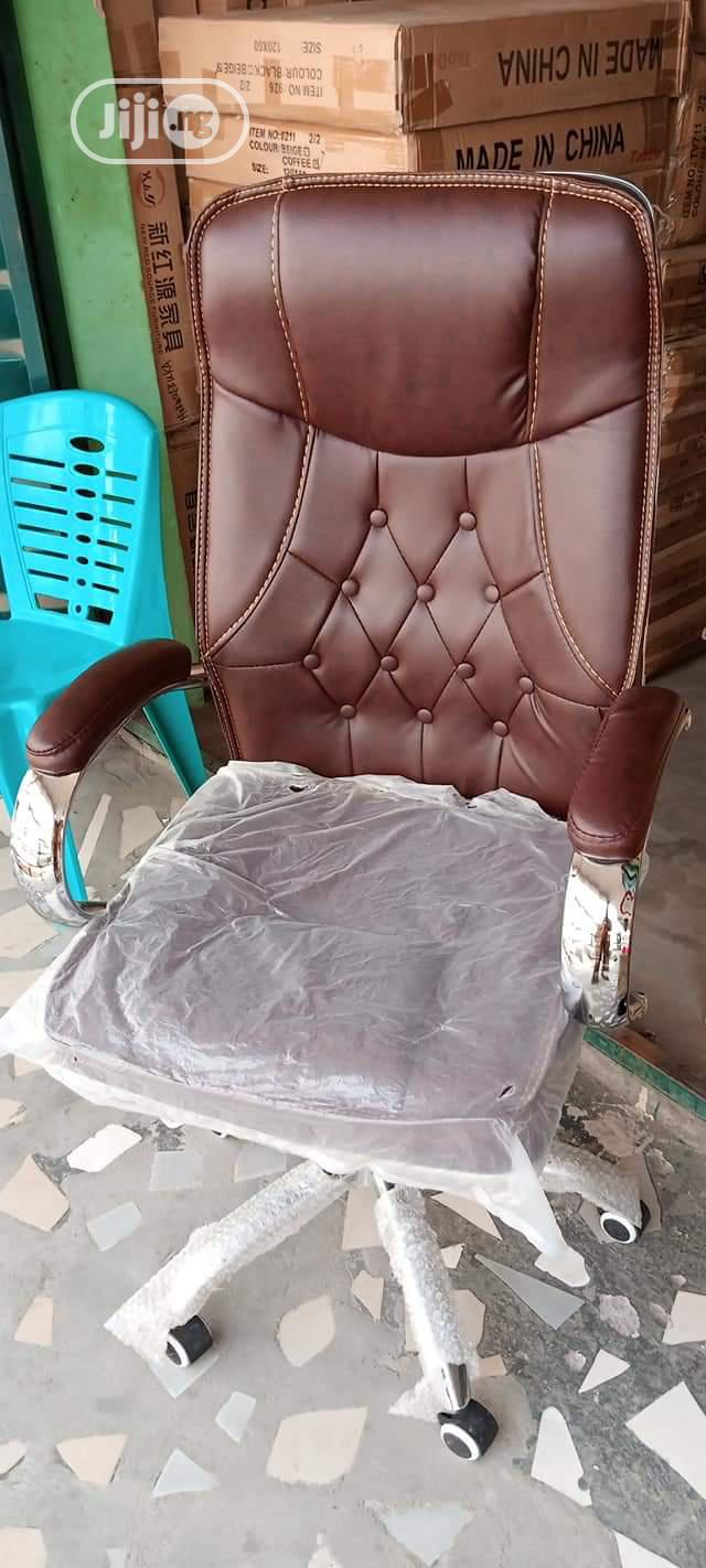 Archive: High Back Executive Chair