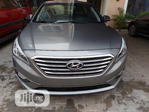 Hyundai Sonata 2018 Gray   Cars for sale in Lagos State, Victoria Island