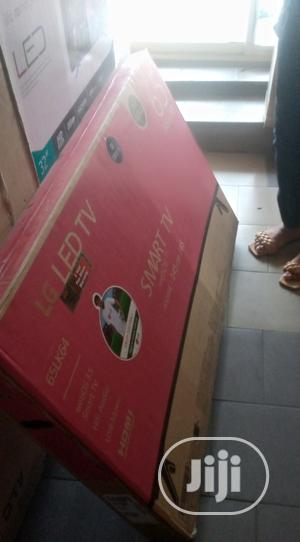 LG TV 65inches LED Smart | TV & DVD Equipment for sale in Lagos State, Apapa