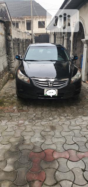 Honda Accord 2008 2.0i-Vtec Executive Black | Cars for sale in Delta State, Warri
