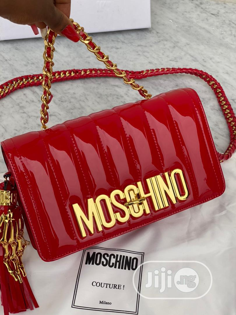 High Quality Moshino Shoulder Bags | Bags for sale in Magodo, Lagos State, Nigeria