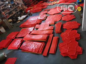 PU Stamp Concrete Mats | Building & Trades Services for sale in Lagos State, Oshodi
