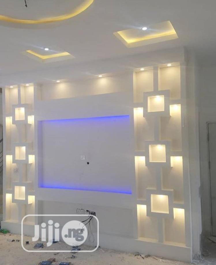 Pop TV Stand | Building & Trades Services for sale in Oshodi, Lagos State, Nigeria