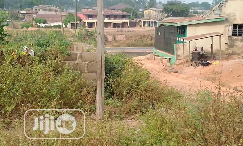 Archive: Half Plot Along Arulogun Road, Ojoo Ibadan