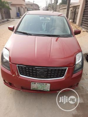 Nissan Sentra 2008 2.0 Red   Cars for sale in Lagos State, Ajah