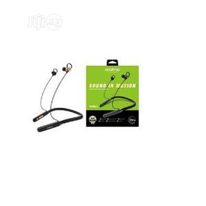 Oraimo Neckband 2 Oeb-E74d Gold | Headphones for sale in Lagos State, Ikeja