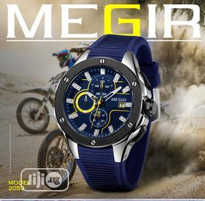 Men's Classic Megir Watch   Watches for sale in Lagos State, Lekki