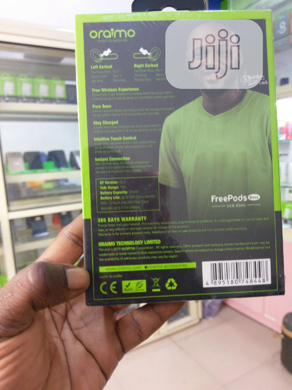 Oraimo True Wirelss Pure Bass | Headphones for sale in Ojodu, Lagos State, Nigeria