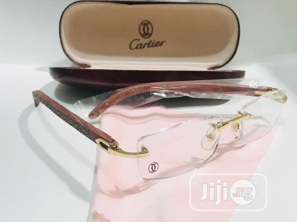 Cartier Glasses   Clothing Accessories for sale in Ikotun/Igando, Lagos State, Nigeria