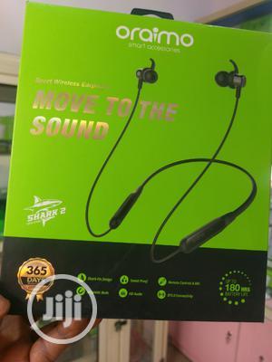 Oraimo , Shark 2 Wireless Earphone( 2baba)   Headphones for sale in Lagos State, Ojodu