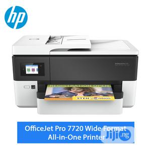 Officejet Pro 7720 Wide Format All-In-One Printer | Printers & Scanners for sale in Lagos State, Ikoyi