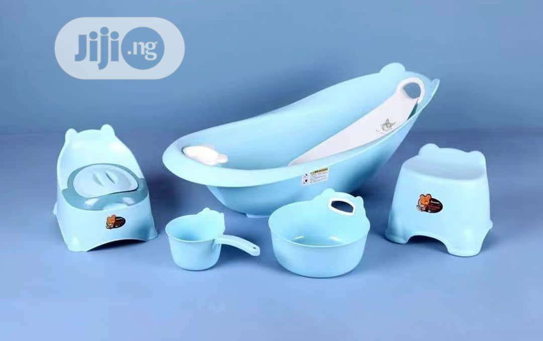 Baby Bath Set | Baby & Child Care for sale in Alimosho, Lagos State, Nigeria