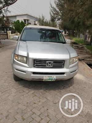 Honda Ridgeline 2006 RTS Silver | Cars for sale in Lagos State, Lekki