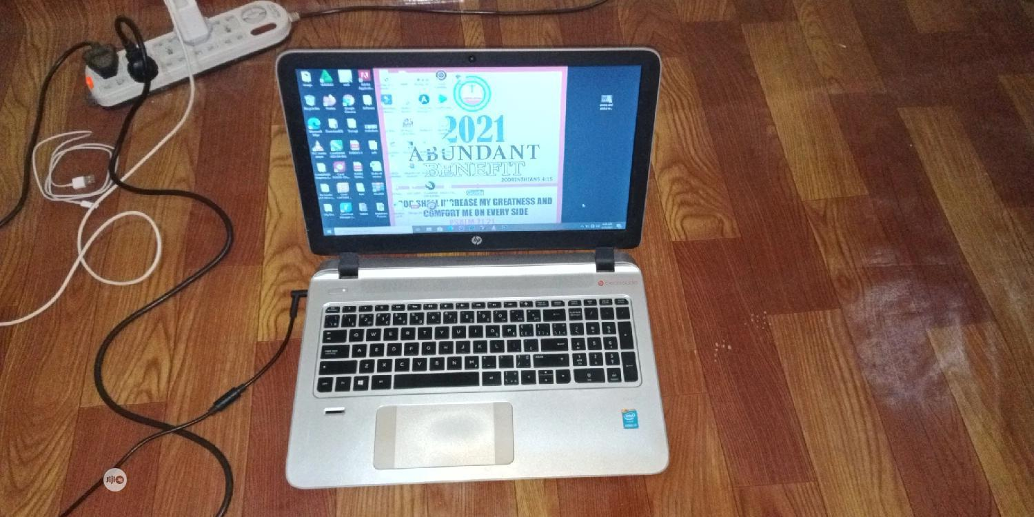Laptop HP Envy 15 8GB Intel Core I7 HDD 320GB | Laptops & Computers for sale in Central Business Dis, Abuja (FCT) State, Nigeria