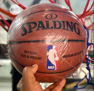 Official Spalding Basketball   Sports Equipment for sale in Lagos State, Surulere