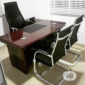 Executive Office Table, Office Chair and Visitor's Chairs | Furniture for sale in Lagos State, Lekki