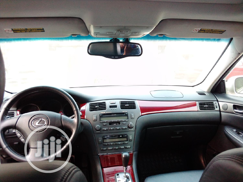 Lexus ES 2004 330 Sedan Silver | Cars for sale in Isolo, Lagos State, Nigeria