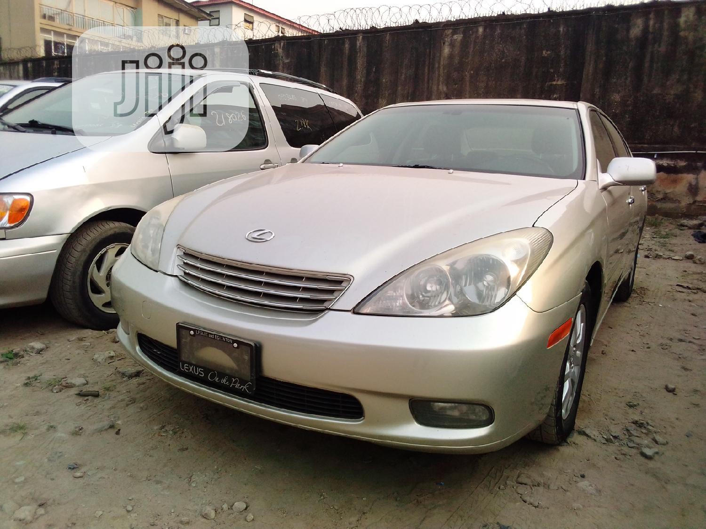 Lexus ES 2004 330 Sedan Silver