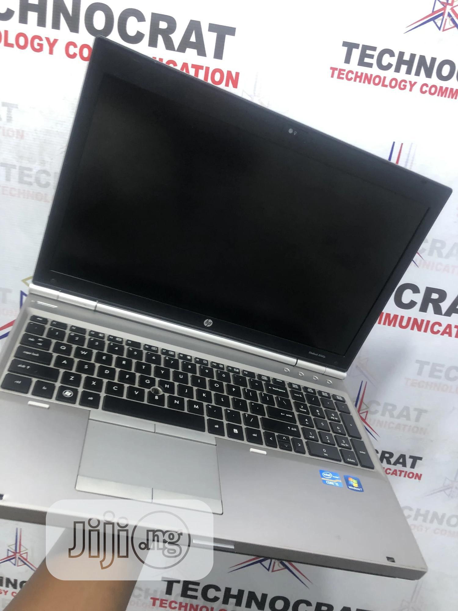 Laptop HP EliteBook 8560P 4GB Intel Core I5 320GB