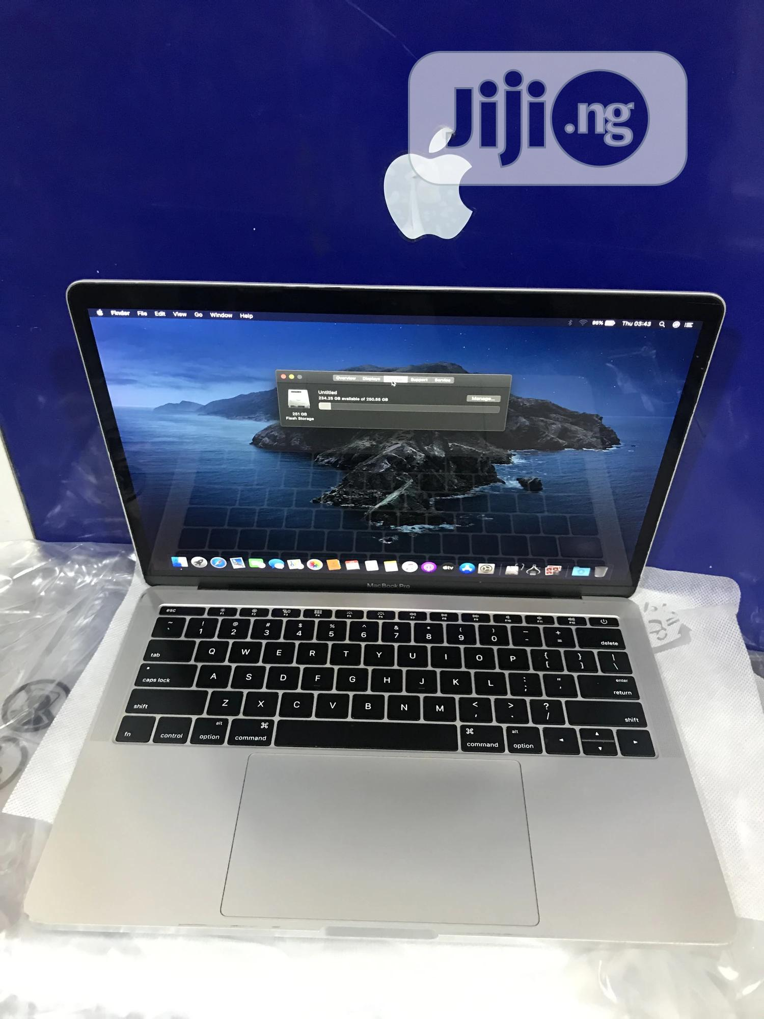 Laptop Apple MacBook Pro 2016 8GB Intel Core I5 SSD 256GB | Laptops & Computers for sale in Ikeja, Lagos State, Nigeria