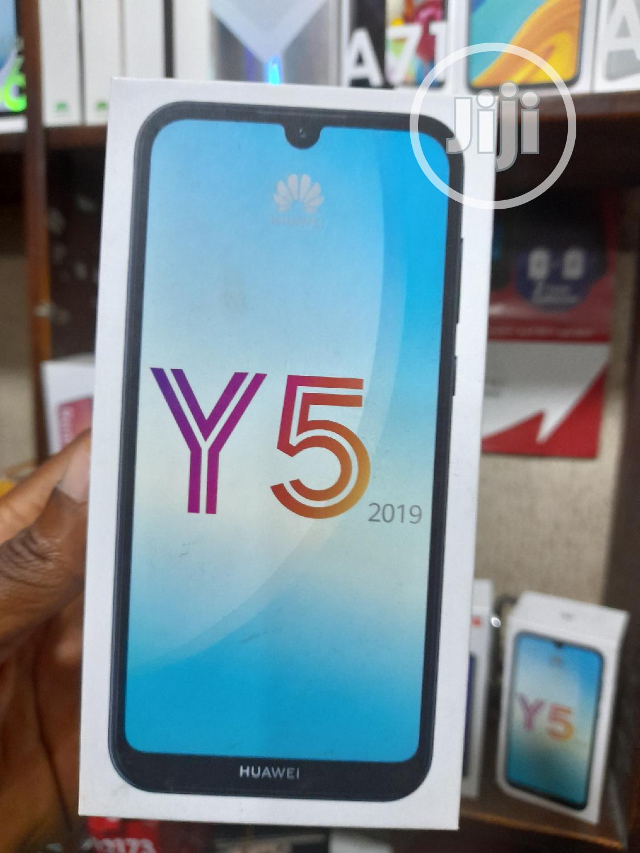 New Huawei Y5 32 GB Blue