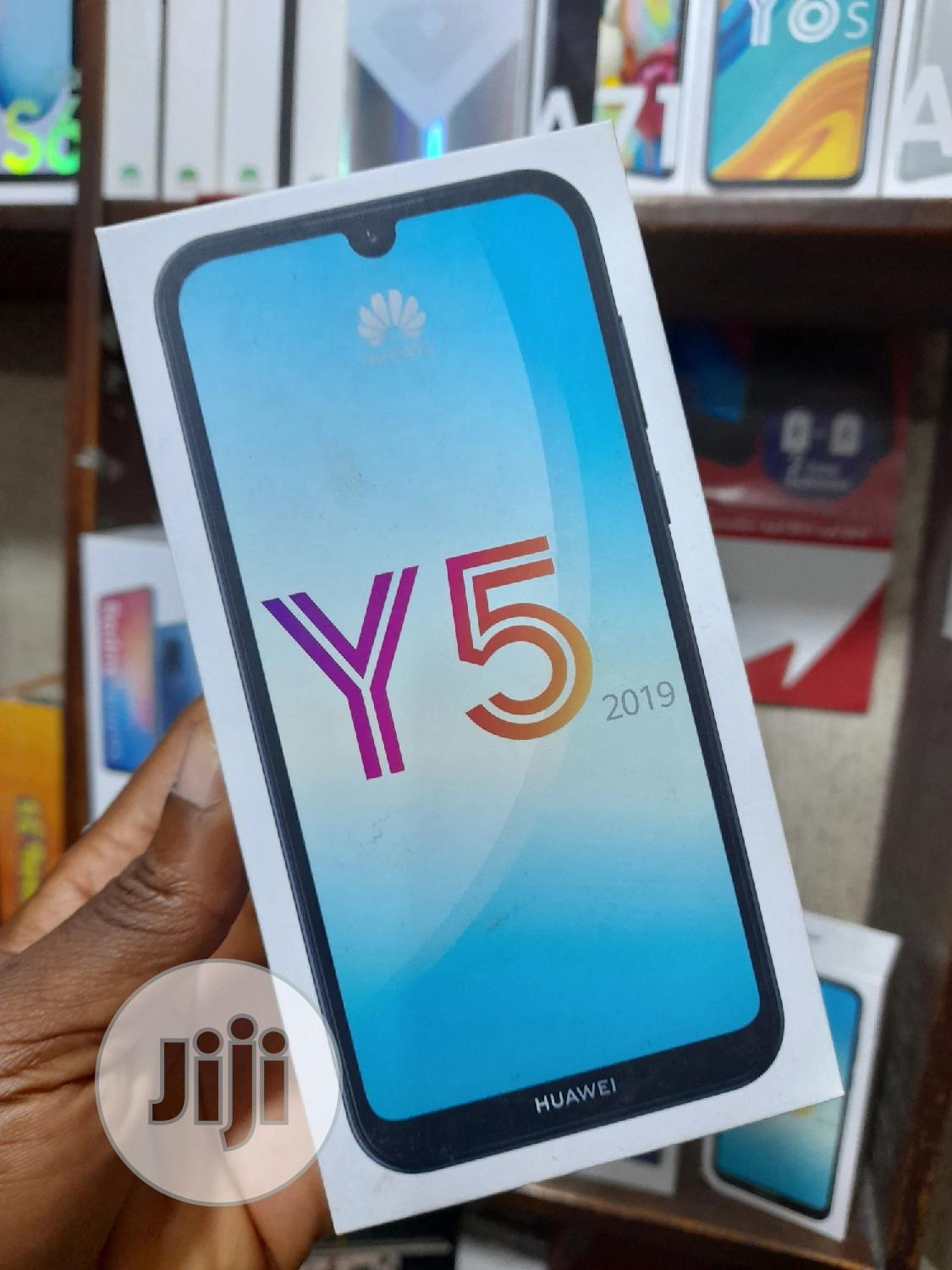 New Huawei Y5 32 GB Blue | Mobile Phones for sale in Ikeja, Lagos State, Nigeria