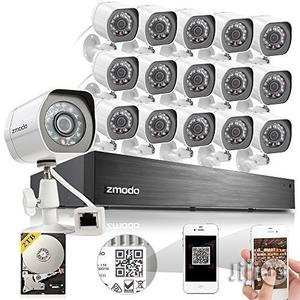 Live CCTV Monitoring On Mobile Phone | Security & Surveillance for sale in Lagos State
