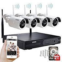 Live CCTV Monitoring On Mobile Phone For Home And Business | Security & Surveillance for sale in Lagos State