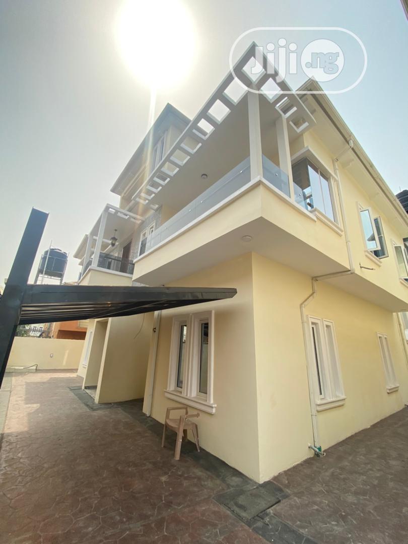 5 Bedroom Fully Detached Duplex