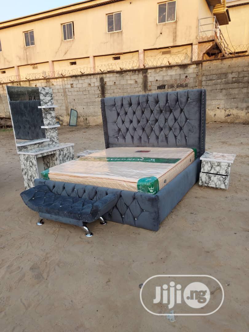 Archive: 6x6 Bed Frame Complete Set